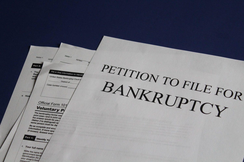 Major Bankruptcies Caused by Coronavirus